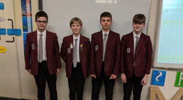 Inter Trust Maths Challenge Winners