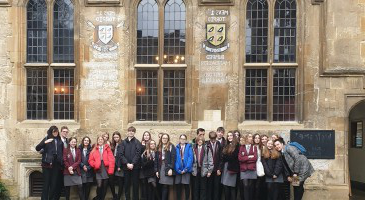 Year 10 Trip to Oxford University